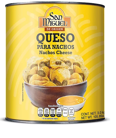 Nacho Cheese 430ml