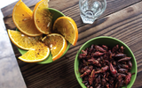 Chapulines 80g  (Roasted Grasshoppers)