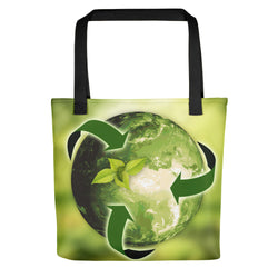 Recycle the World - Sac Ecologique Réutilisable
