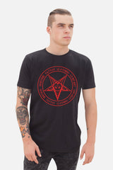 Pentagram T-Shirt by Norvine