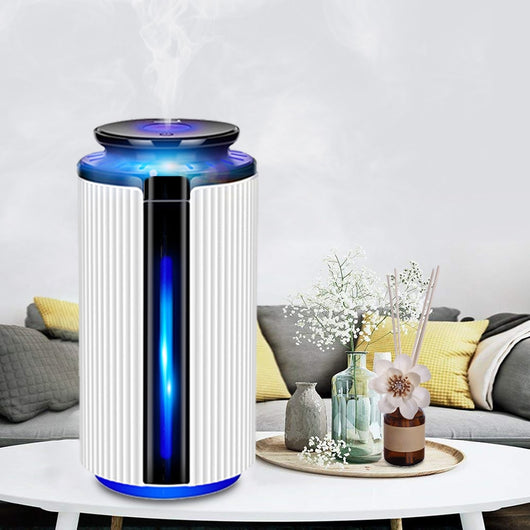 Diffuseur Aromatique à Ultrason 900ml / LED 7 Couleurs
