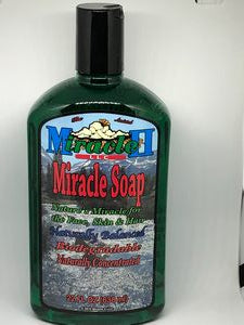 Miracle II Moisturizing Soap (22 fl. oz.)