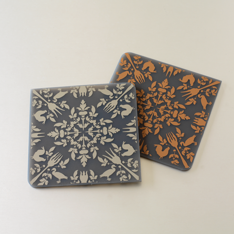 coaster notz : damask