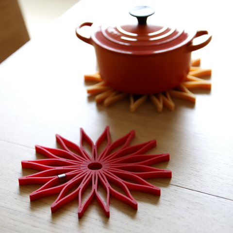 sunflower trivets