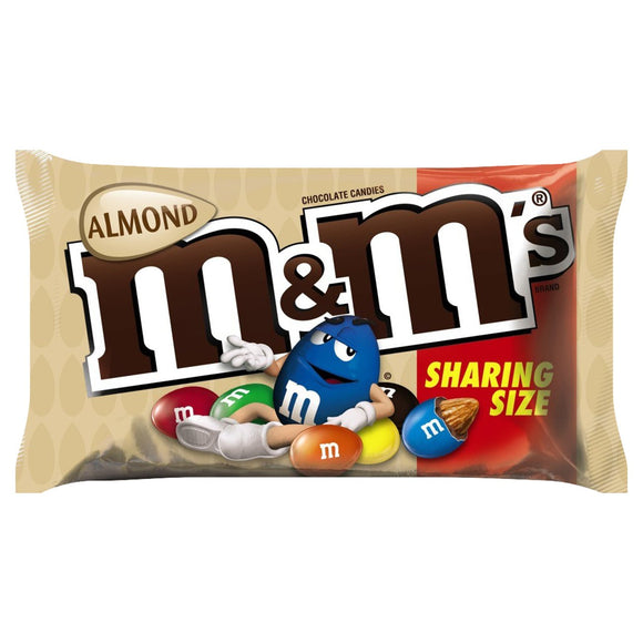 M&m's Almond Mandorla 80.2g - American Mini Market