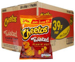 Cheetos Twisted Flamin Hot Snack Salato Di Mais Al Gusto Piccante 30x30g - American Mini Market