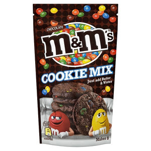 M&m's Chocolate Cookie Mix, Preparato Per Cookie Con M&m's 180g - American Mini Market