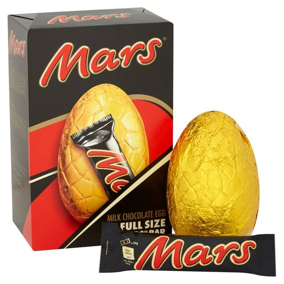MARS EGGS 280GR EASTER - American Mini Market