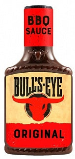 Bull'S Eye Original Sauce Uk Salsa Barbecue 300Ml - American Mini Market