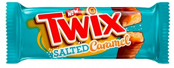 Twix Salted Caramel Limited Edition Caramello 46g