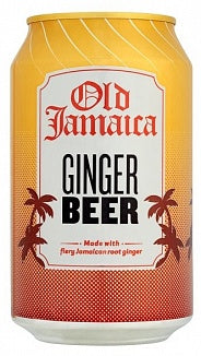 Old Jamaica Ginger Beer Bibita Gusto Zenzero 330Ml - American Mini Market