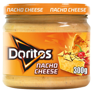 Doritos Dip Nacho Cheese 300G - American Mini Market