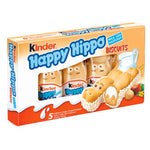 Kinder Happy Hippo Hazelnut Multipack 5 Pezzi - American Mini Market