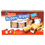 Kinder Happy Hippo Cacao Multipack 5 Pezzi - American Mini Market