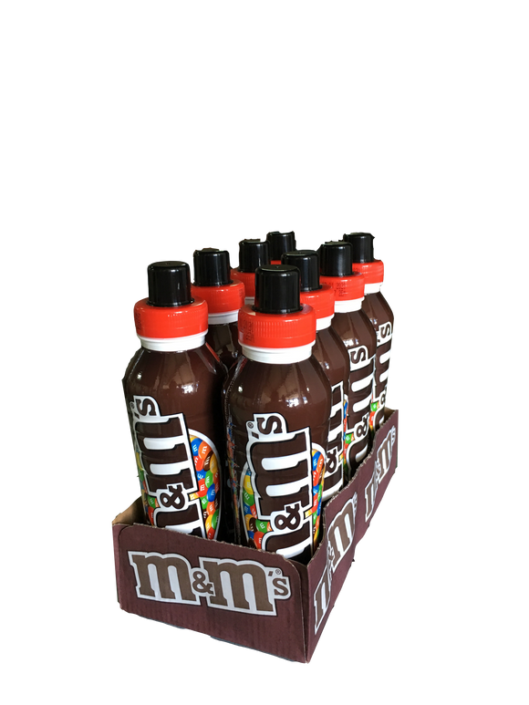 M&M'S Milkshake Chocolate Latte Al Gusto Di M&M'S Al Cioccolato 8X355Ml - American Mini Market