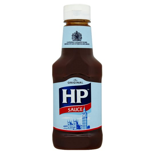 Hp Original Brown Sauce Salsa Marrone 285g - American Mini Market