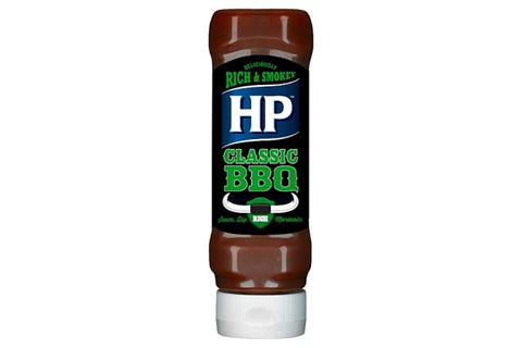 Hp Classic Barbecue Salsa Barbecue 465g - American Mini Market