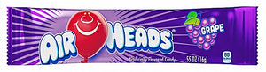 AIRHEADS GRAPE CARAMELLA GOMMOSA  ALL'UVA - American Mini Market