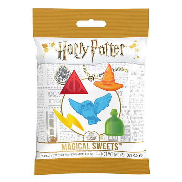 Harry Potter Magical Sweets Simboli Gommosi Alla Frutta 59gr