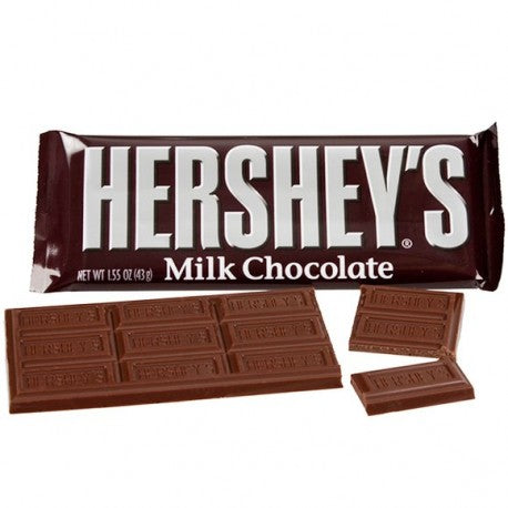 HERSHEY'S MILK CHOCOLATE BAR - American Mini Market
