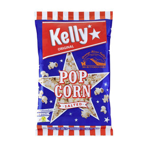 Kelly Popcorn Butter Salted Microwave 90Gr