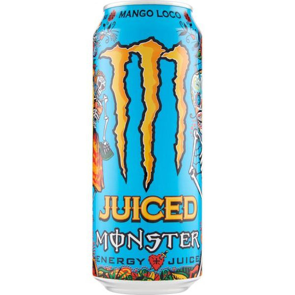 MONSTER MANGO LOCO 335ML