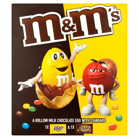 M&M'S PEANUT E CHOCO EGGS 268GR - American Mini Market