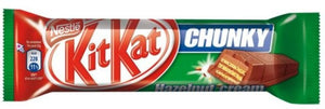 Kit Kat Hazelnut Wafer Croccante Al Cioccolato E Nocciola 42G - American Mini Market