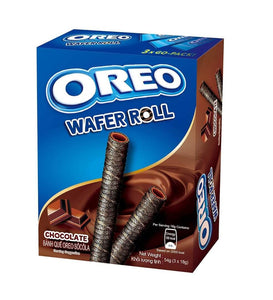 Oreo Wafer Roll Chocolate 54g Limited Edition - American Mini Market