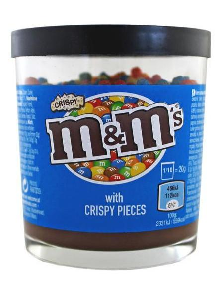 M&M'S Spread Crema Spalmabile Al Gusto M&M'S 200G - American Mini Market