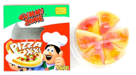 Gummi Zone Pizza Xxl Caramelle Gommose 23Gr