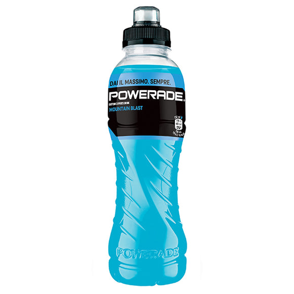 Powerade Mountain Blast Blu Cl50 - American Mini Market