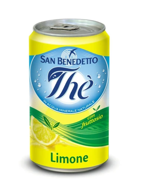 The San Benedetto Lattina Limone Cl 33 - American Mini Market