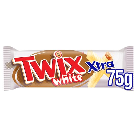Twix Extra White Limited Edition 75gr