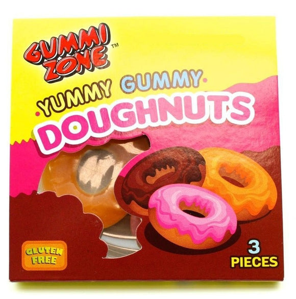 Gummi Zone Doughnuts Donuts Caramelle Gommose 23Gr