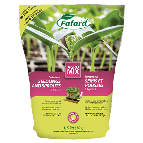 AGROMIX® Soil Mix For SEEDLINGS AND SPROUTS