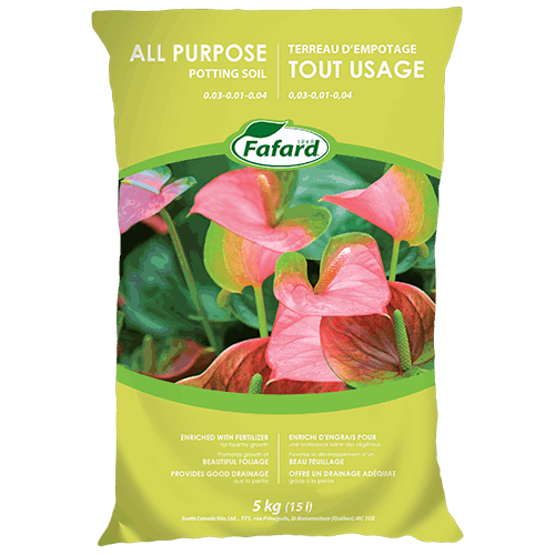 ALL PURPOSE Potting Soil NPK