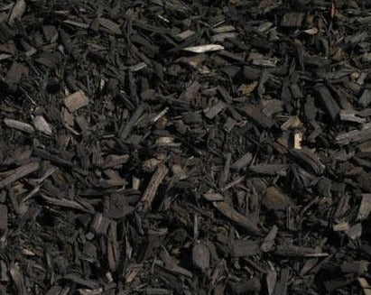 Black Cedar Mulch
