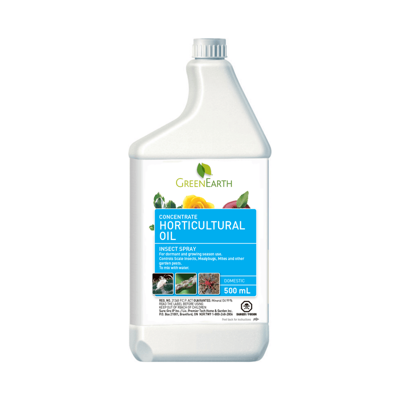 GREEN EARTH Horticultural Oil Concentrate