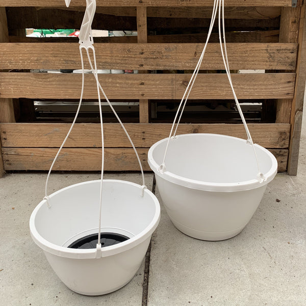 Plastic Production Hanging Baskets