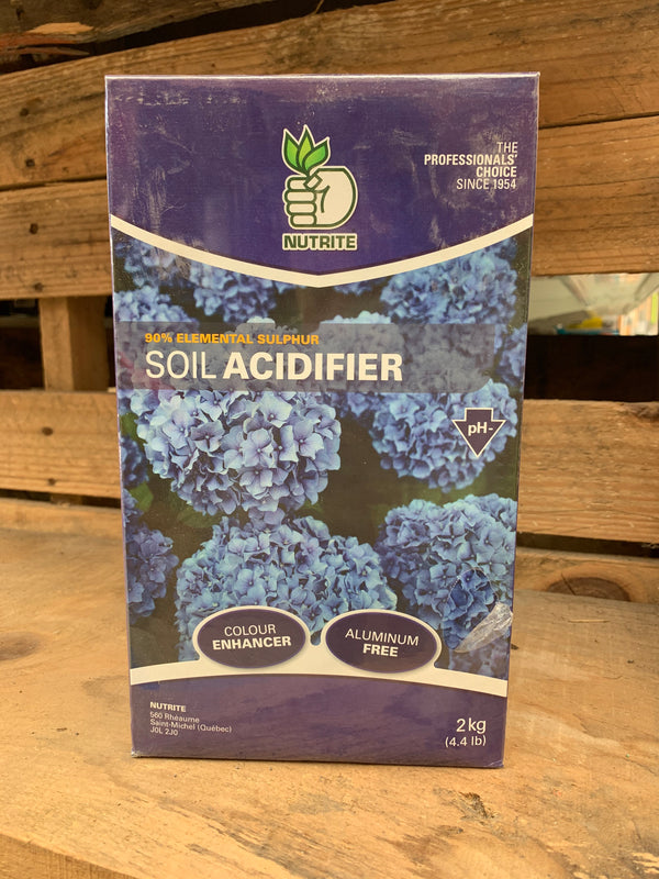 Nutrite Soil Acidifier (organic)