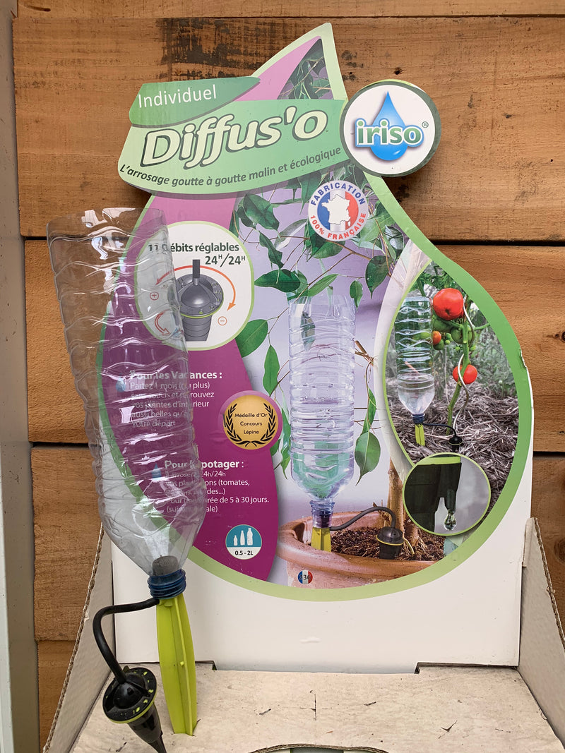 Diffus'o Drop by Drop Watering System