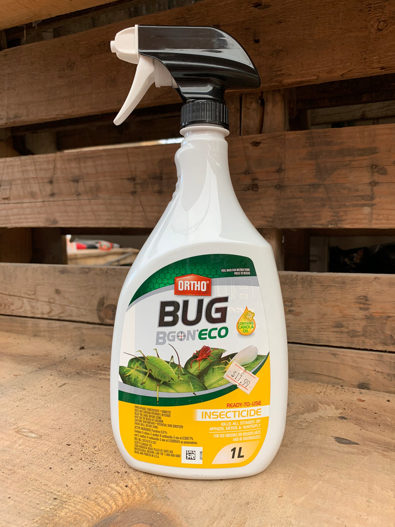Bug B Gon Eco Insecticide