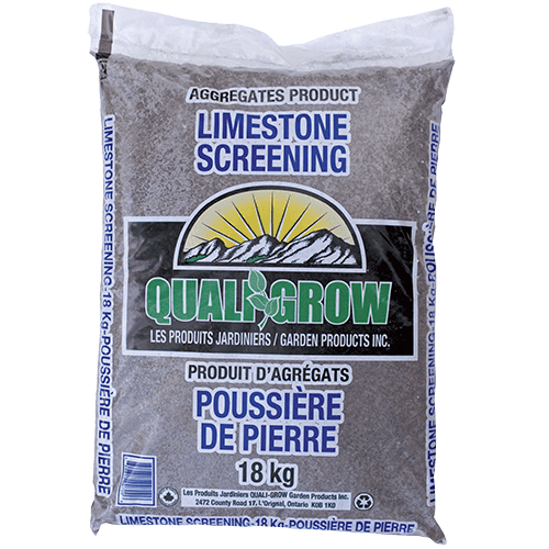 Stone Dust/Limestone Screening (Bag)