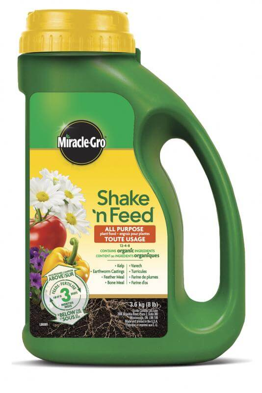 Miracle-Gro® Shake 'N Feed® All Purpose Plant Food