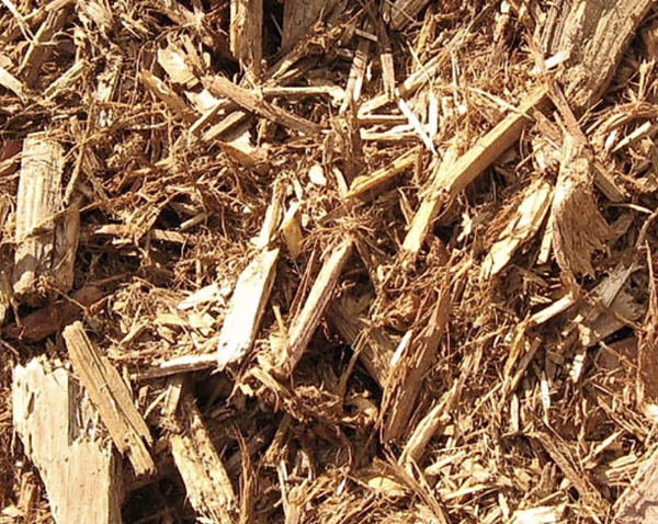 Natural Cedar Mulch (Loose Bulk)