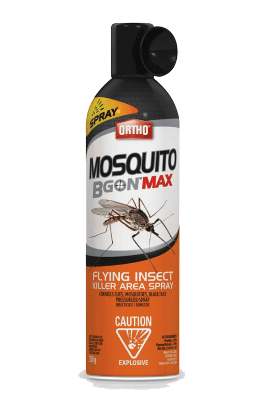 Ortho® Mosquito B Gon™ Max Flying Insect Killer Area Spray (350g)