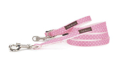 Pink/White Mini Polka - 104
