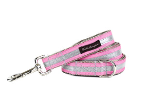 Pink Reflective Dog Leash - 410