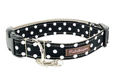 Black/White Polka Dots - 501